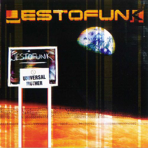 JESTOFUNK - Universal mother cover