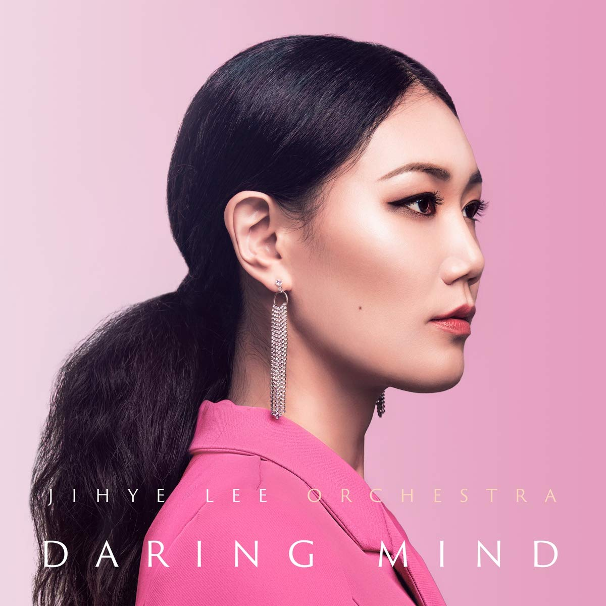 JIHYE LEE - Jihye Lee Orchestra : Daring Mind cover