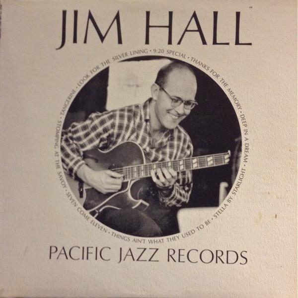 JIM HALL - Jim Hall (aka The Winner!) cover