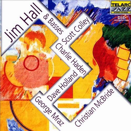 JIM HALL - Jim Hall & Basses cover