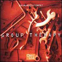 JIM MCNEELY - Jim McNeely Tentet ‎: Group Therapy cover