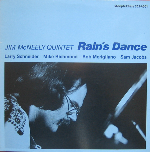 JIM MCNEELY - Jim McNeely Quintet : Rain's Dance cover