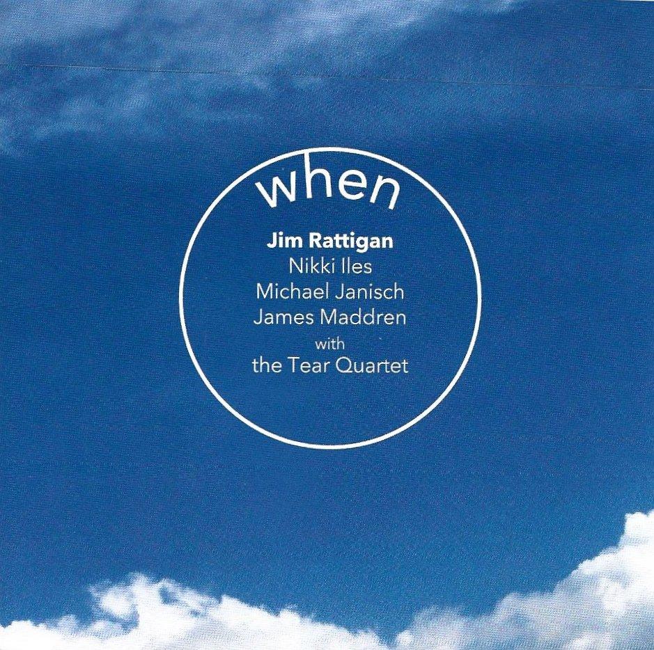 JIM RATTIGAN - When cover