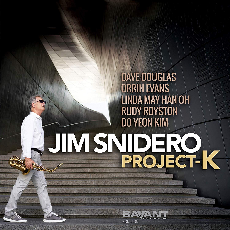 JIM SNIDERO - Project-K cover