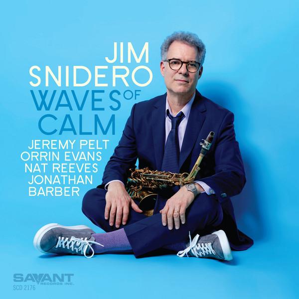 JIM SNIDERO - Waves Of Calm cover