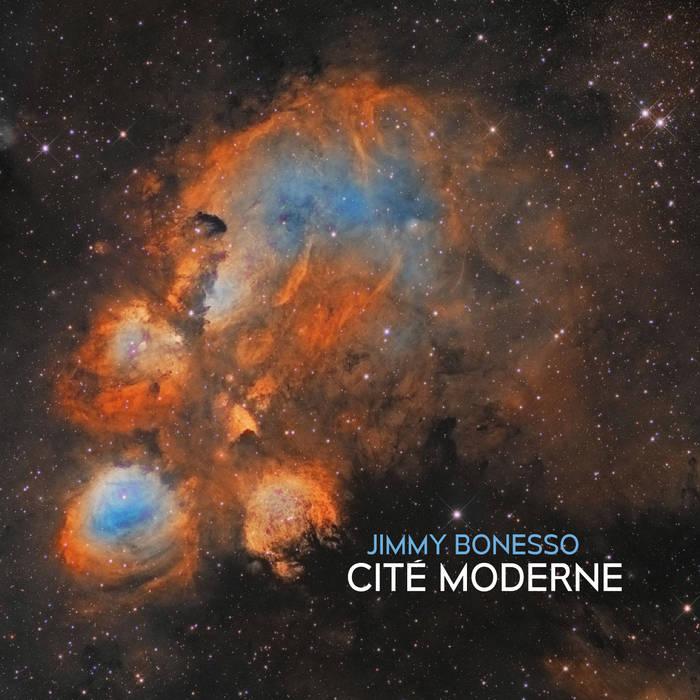 JIMMY BONESSO - Cité Moderne cover