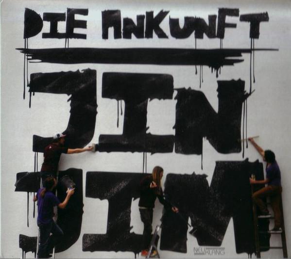 JIN JIM - Die Ankunft cover