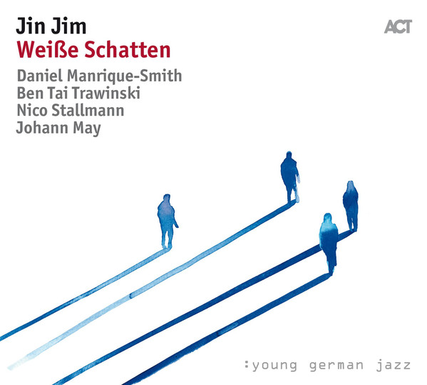 JIN JIM - Weiße Schatten cover