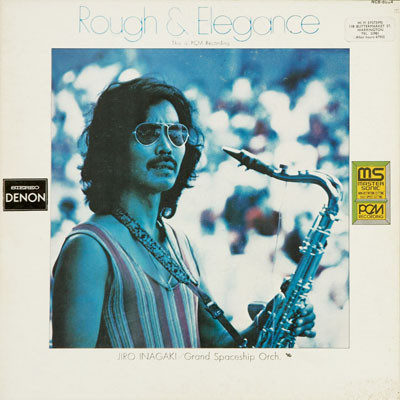 JIRO INAGAKI - Rough & Elegance cover
