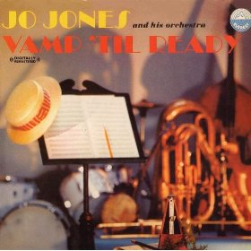 JO JONES - Vamp Til Ready (aka Jo Jones) cover