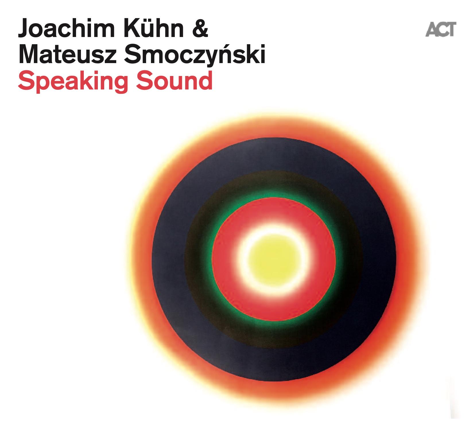 JOACHIM KÜHN - Speaking Sound cover