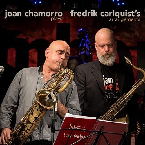 JOAN CHAMORRO - Joan Chamorro & Fredrik Carlquist : Tribute to Lars Gullin cover
