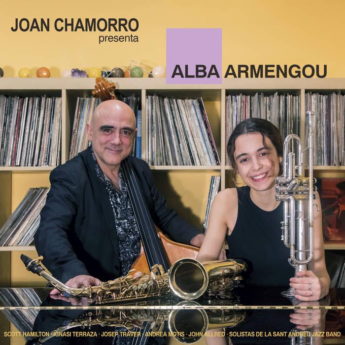 JOAN CHAMORRO - Joan Chamorro presenta Alba Armengou cover