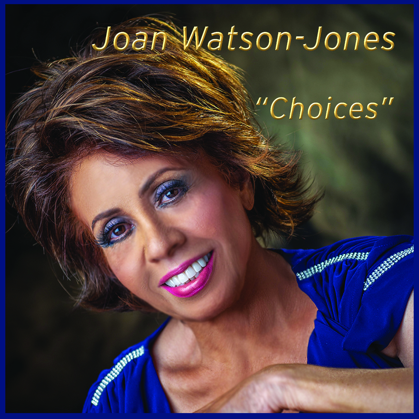 JOAN WATSON-JONES - Choices cover