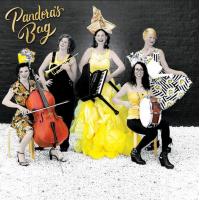 JOANNA WEINBERG - Pandora's Bag cover