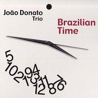 JOÃO DONATO - Brazilian Time cover