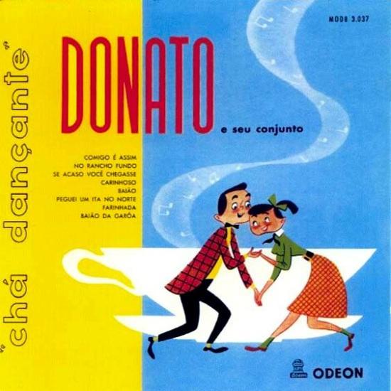 JOÃO DONATO - Chá Dançante cover