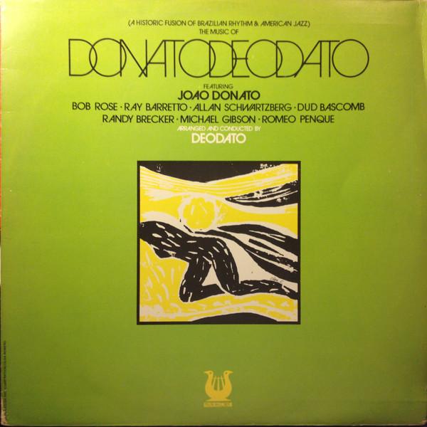 JOÃO DONATO - DonatoDeodato cover