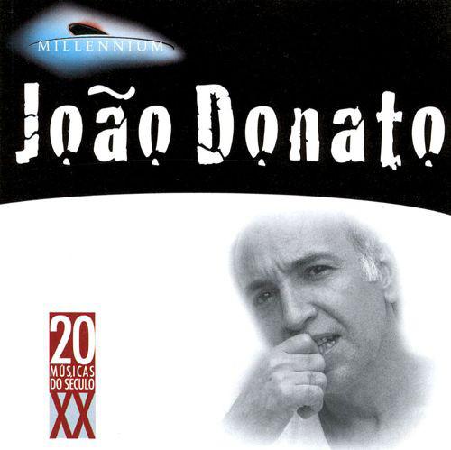JOÃO DONATO - Millennium cover