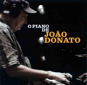 JOÃO DONATO - O Piano de João Donato cover