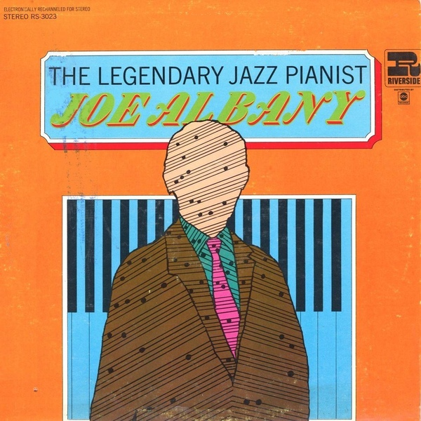 JOE ALBANY - The Legendary Pianist cover