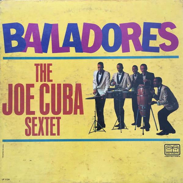 JOE CUBA - Bailadores cover