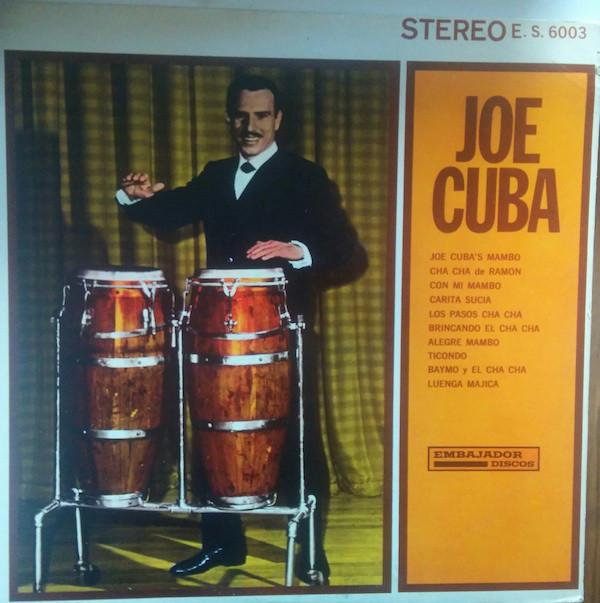 JOE CUBA - Joe Cuba cover
