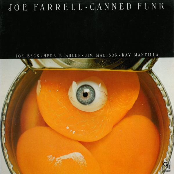 JOE FARRELL - Canned Funk cover