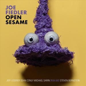 JOE FIEDLER - Open Sesame cover