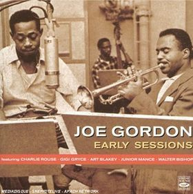 JOE GORDON - Early Sessions cover