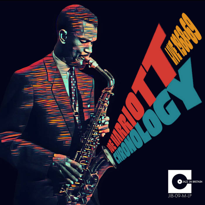 JOE HARRIOTT - Chronology : Live 1968-69 cover