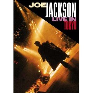 JOE JACKSON - Live In Tokyo cover