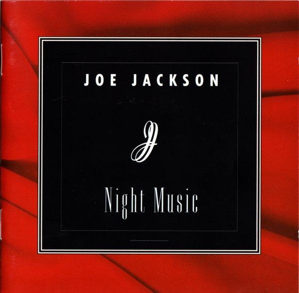 JOE JACKSON - Night Music cover