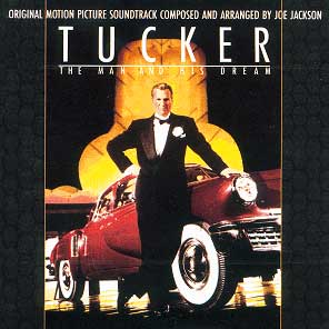 JOE JACKSON - Tucker: The Man And His Dream (Original Motion Picture Soundtrack) cover
