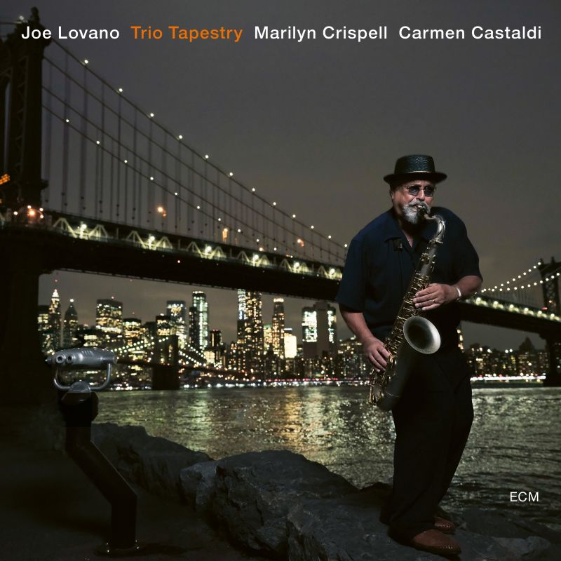 JOE LOVANO - Trio Tapestry cover