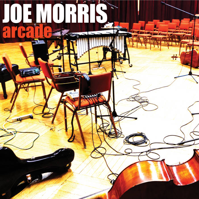 JOE MORRIS - Arcade cover