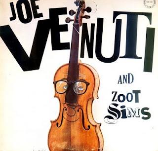JOE VENUTI - Joe Venuti and Zoot Sims cover