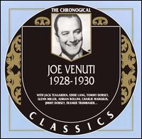 JOE VENUTI - The Chronological Classics: Joe Venuti 1928-1930 cover