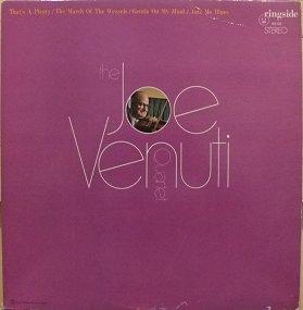 JOE VENUTI - The Joe Venuti Quartet cover