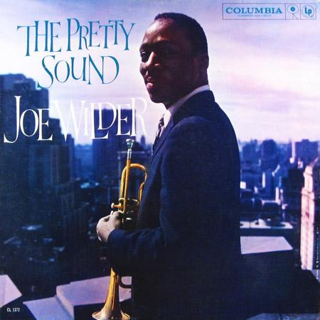 JOE WILDER - The Pretty Sound cover