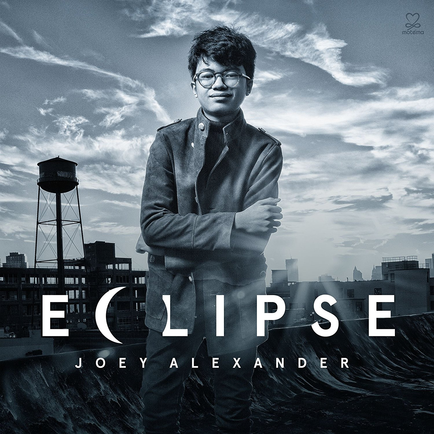 JOEY ALEXANDER - Eclipse cover