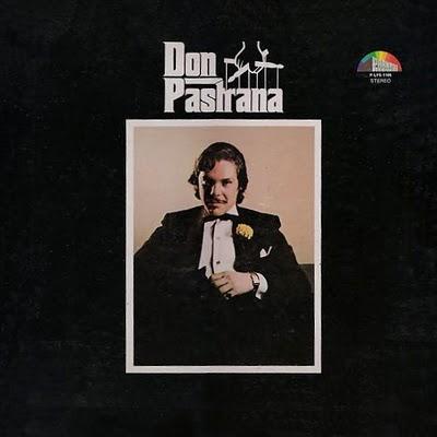 JOEY PASTRANA - Don Pastrana cover
