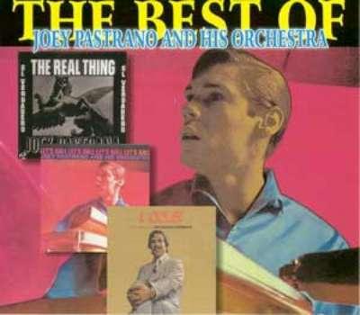 JOEY PASTRANA - The Best Of Joey Pastrana cover