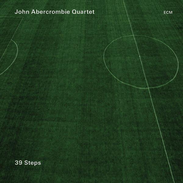 JOHN ABERCROMBIE - 39 Steps cover