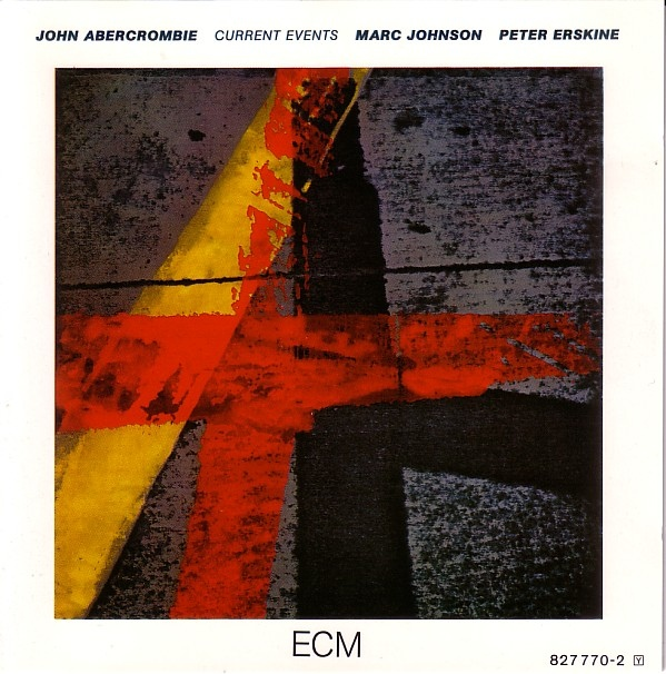 JOHN ABERCROMBIE - Current Events cover