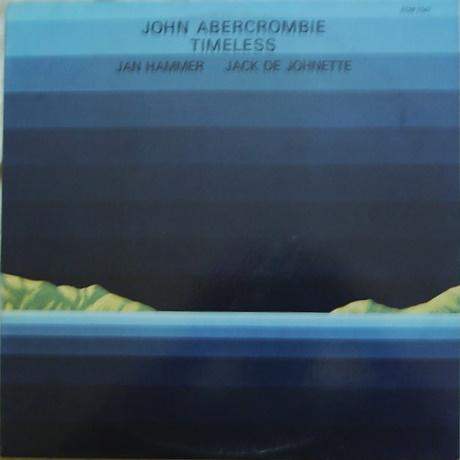JOHN ABERCROMBIE - Timeless cover