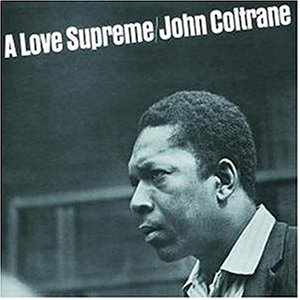JOHN COLTRANE - A Love Supreme cover