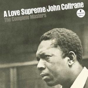 JOHN COLTRANE - A Love Supreme: The Complete Masters cover