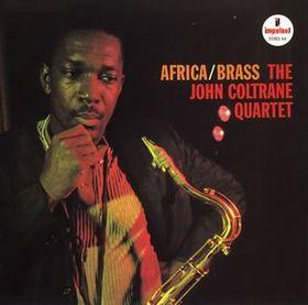 JOHN COLTRANE - Africa / Brass cover