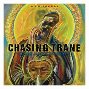 JOHN COLTRANE - Chasing Trane: The John Coltrane Documentary cover